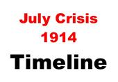 JulyCrisis1914TimelineLogo-170